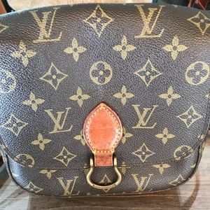 Louis Vuitton Saint Cloud purse